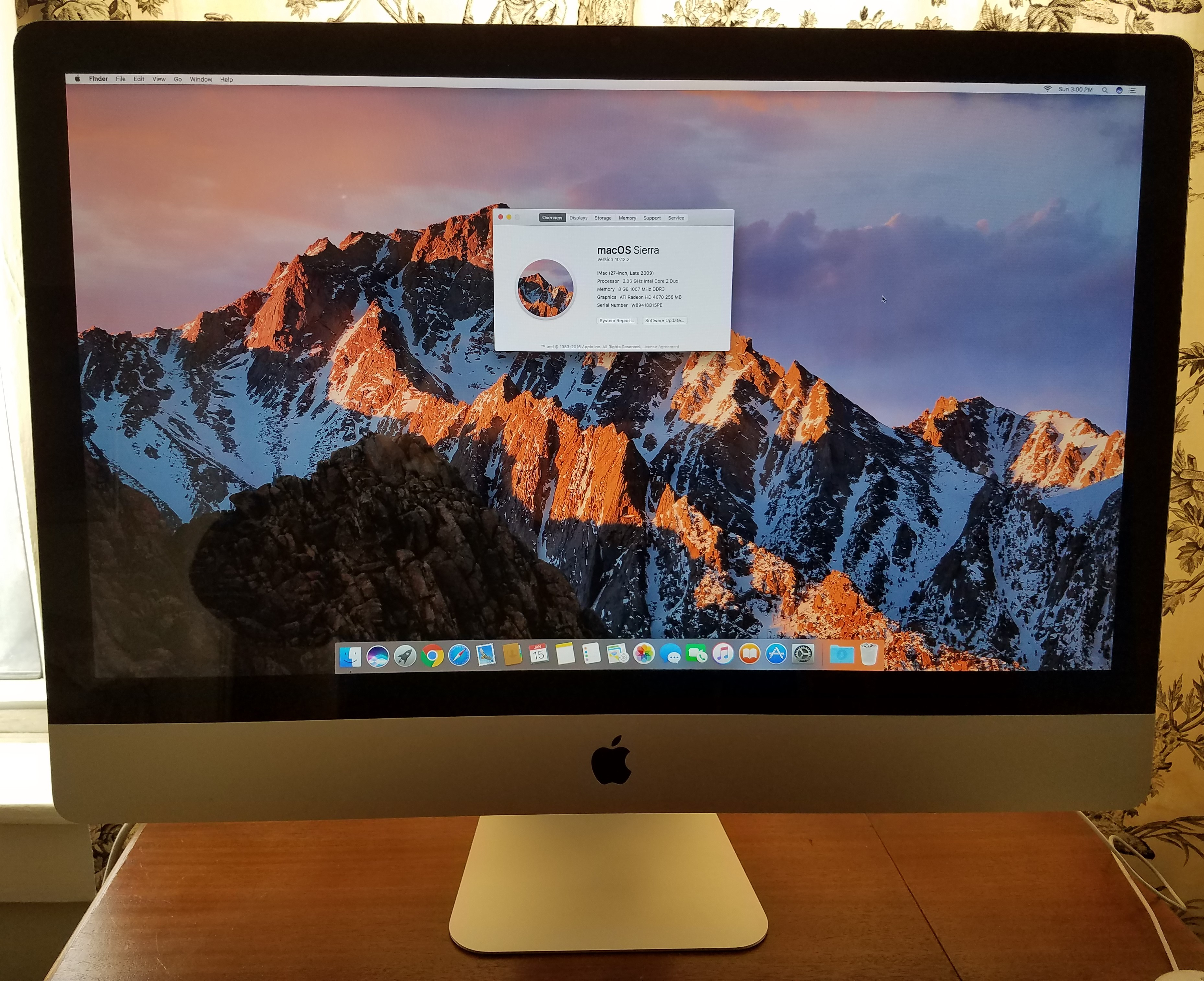 Refurbished Imac 27 Inch Late 2009 For Sale